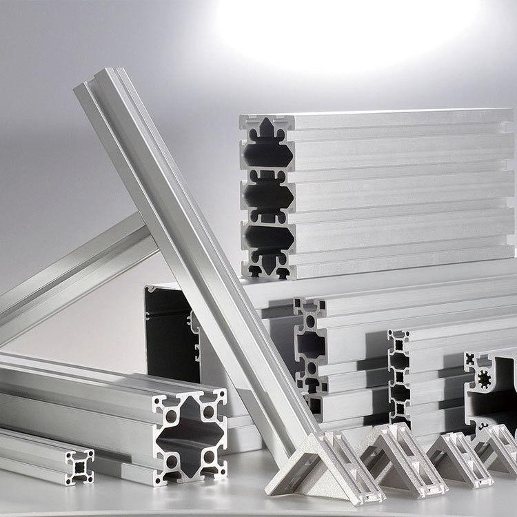 南京铝挤压型材框架系统