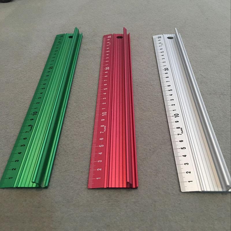 CNC铝零件铝尺