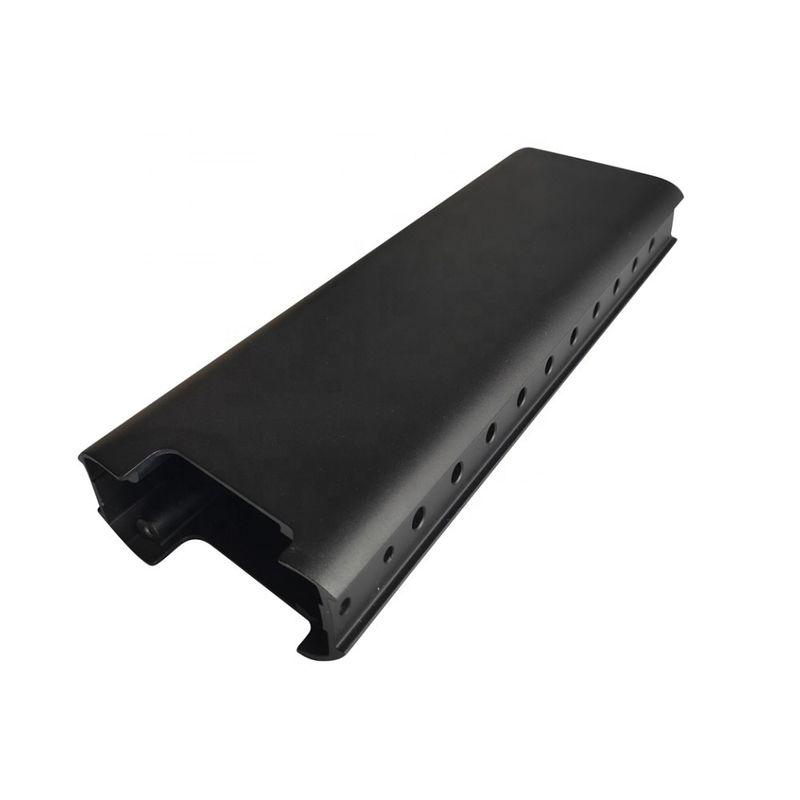 黑色亚光CNC铝合金零件