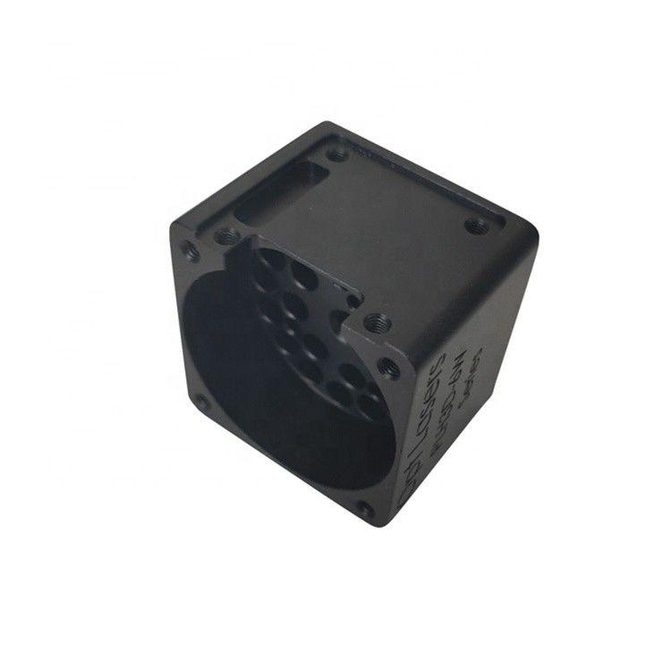 CNC加工铣削钻孔激光模块零件