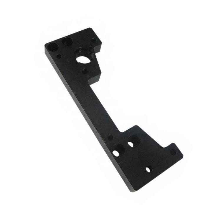 CNC加工铣削铝音频安装座