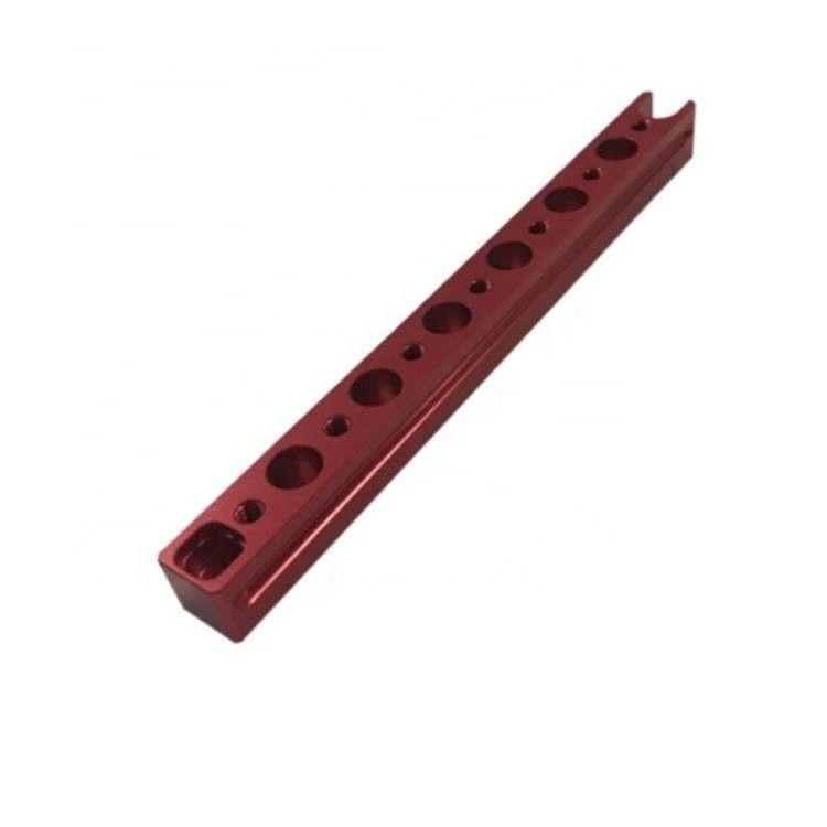 CNC铣削钻孔铝装饰条