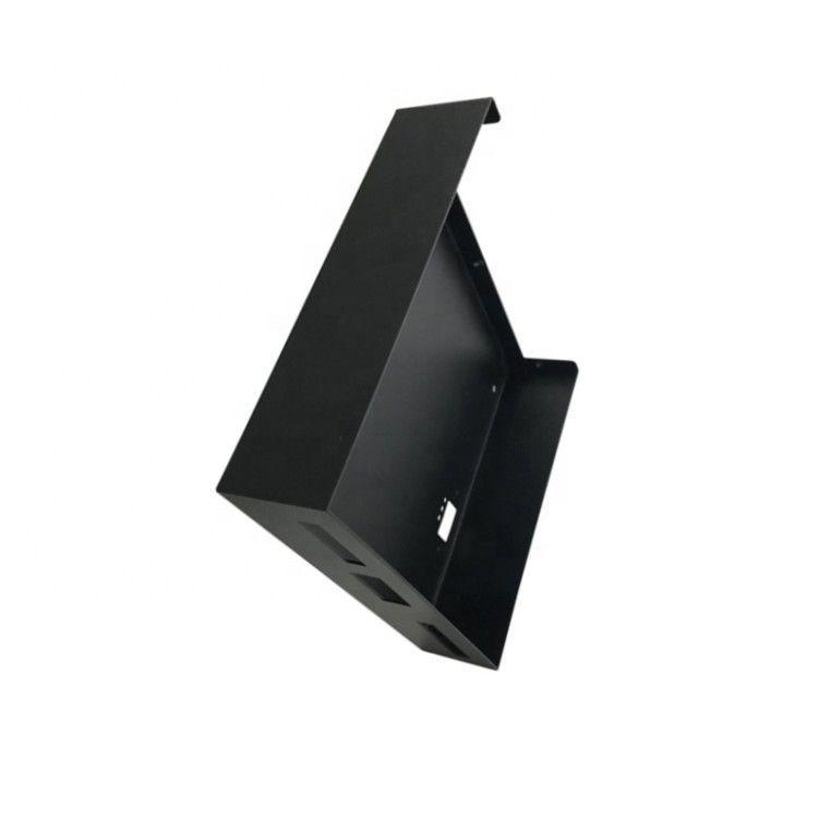 黑涂层铝电气外壳