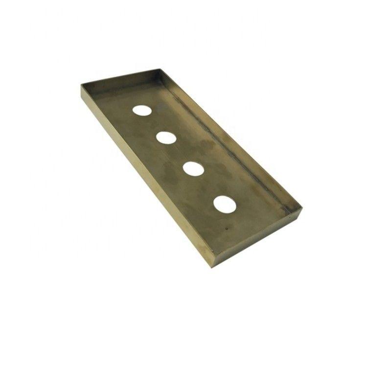 冲孔焊接零件