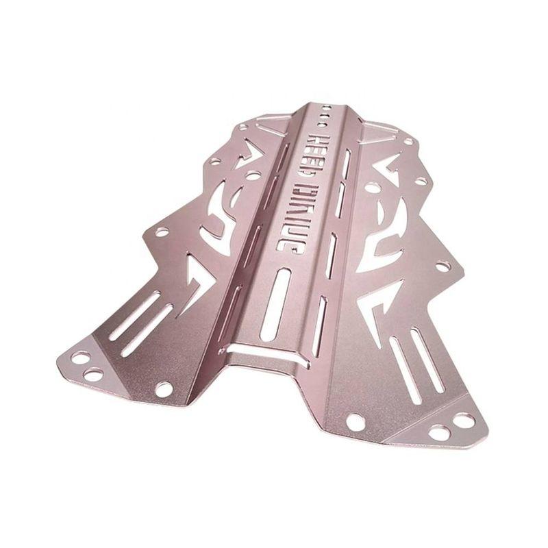 冲孔成型铝制潜水背板