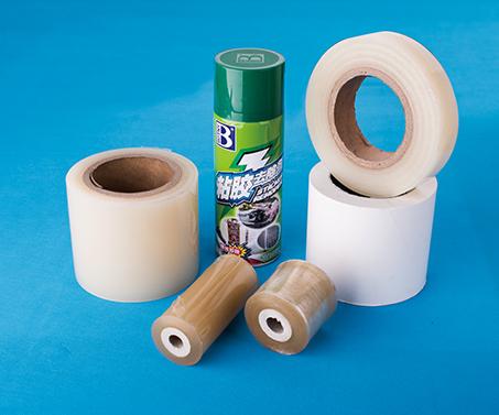 型材保护膜、缠绕膜