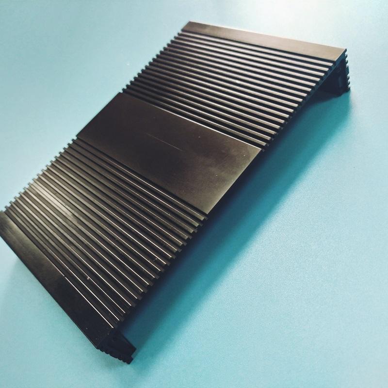CNC定制铝型材加工喷砂