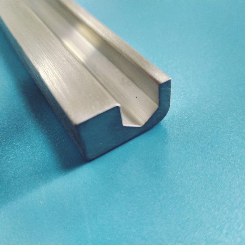 工业铝材型精加工